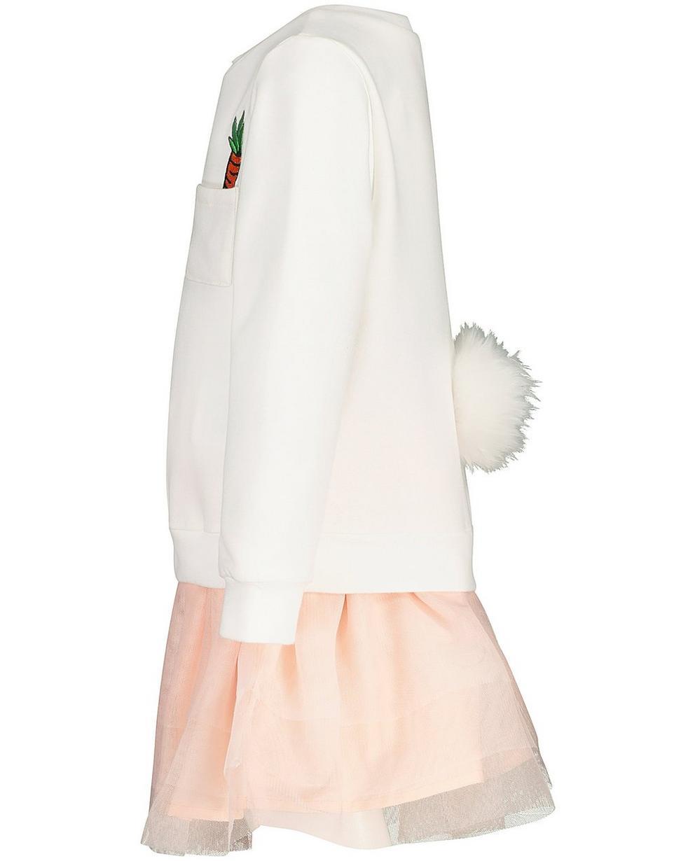 Sets - Weiss - Karnevalsset Kaninchen